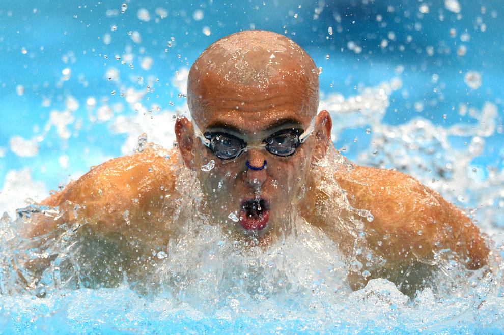 плавание на 200 метров, фото
