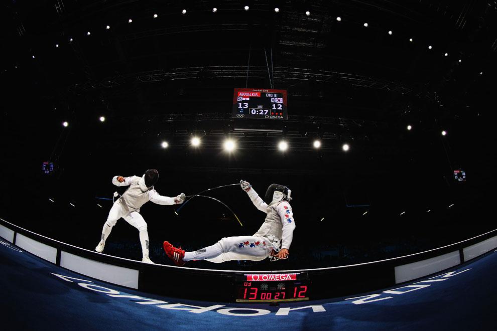 Египет против Кореи на олимпиаде, фото
