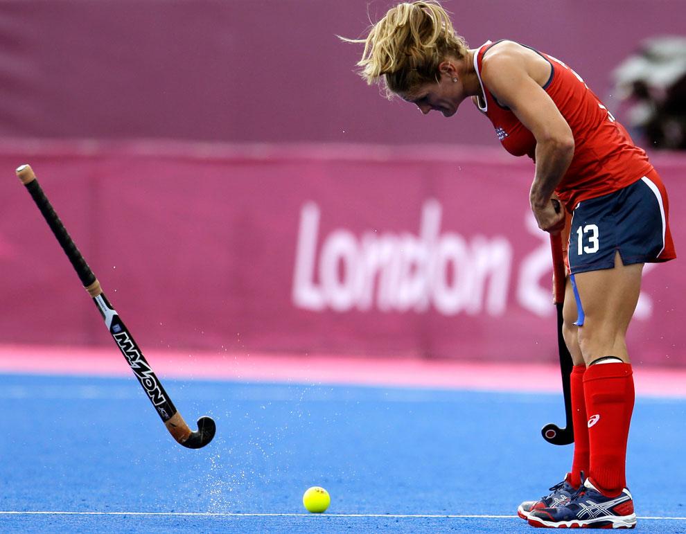 женский хоккей в Лондоне на олимпиаде, фото