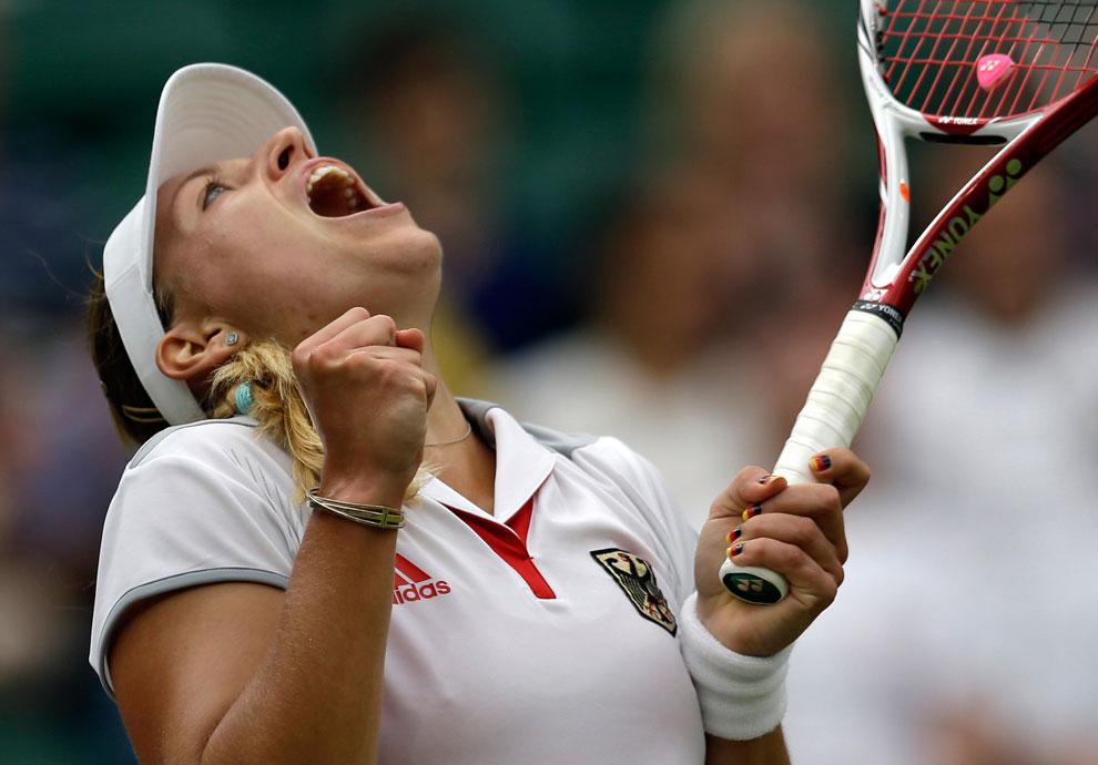 теннис на олимпиаде в Англии, фото