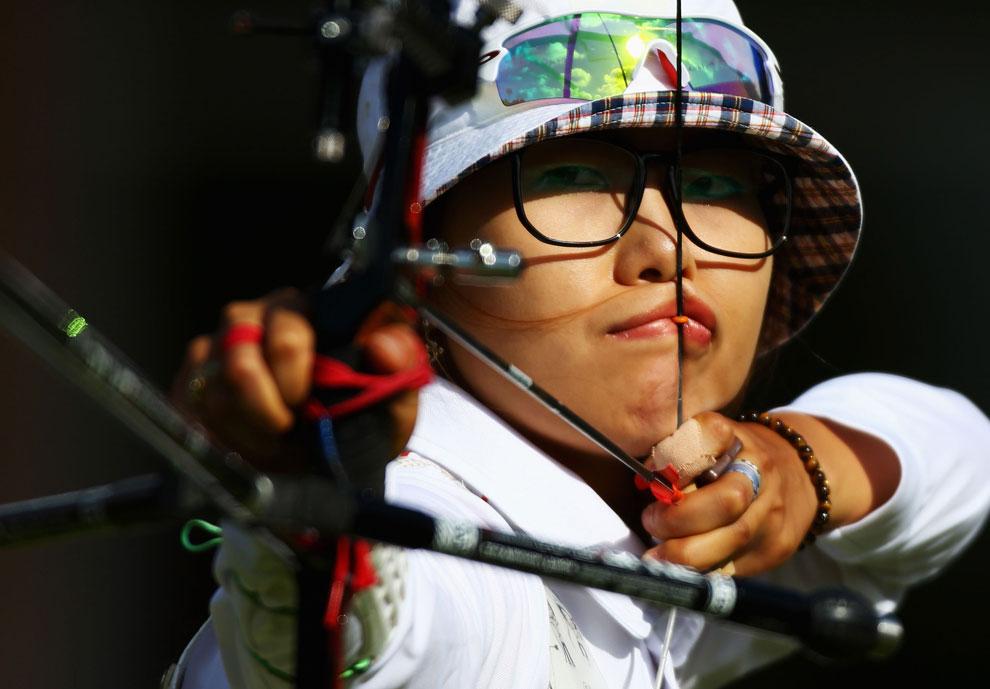 индивидуальная стрельба из лука на олимпиаде, фото