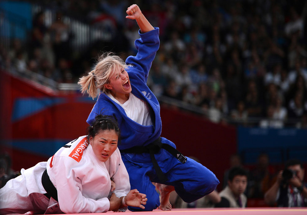 дзюдо на олимпиаде, фото