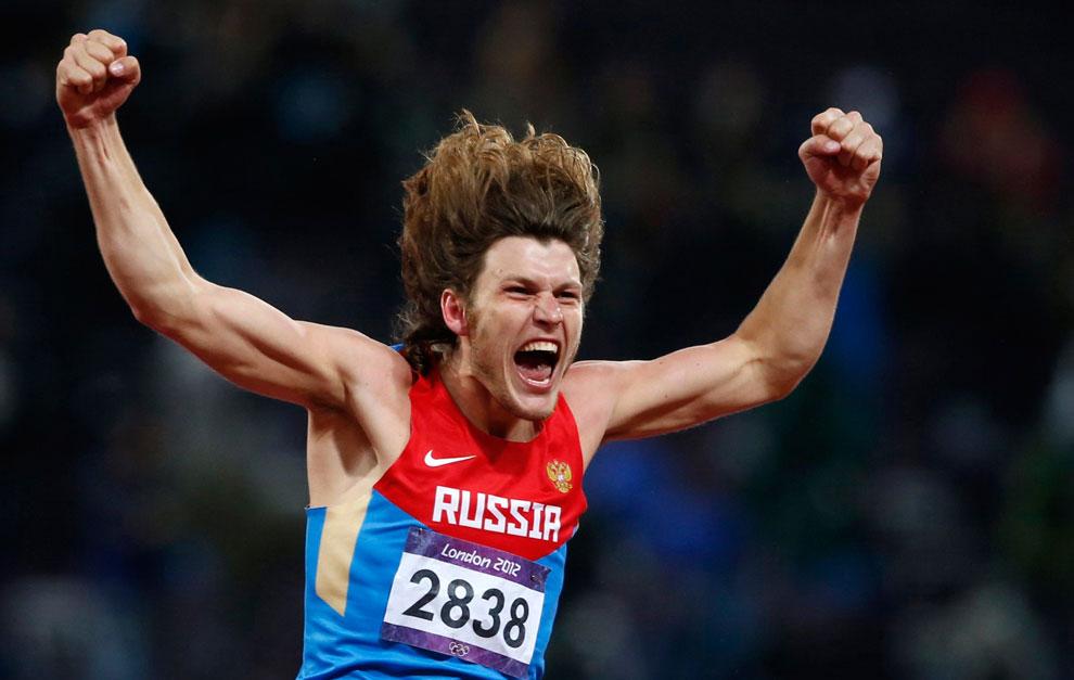прыжки в высоту на олимпиаде, фото