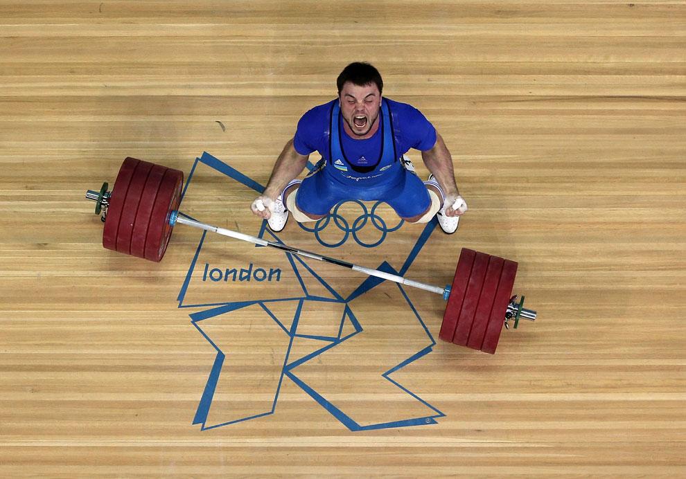 тяжелая атлетика на олимпиаде, фото