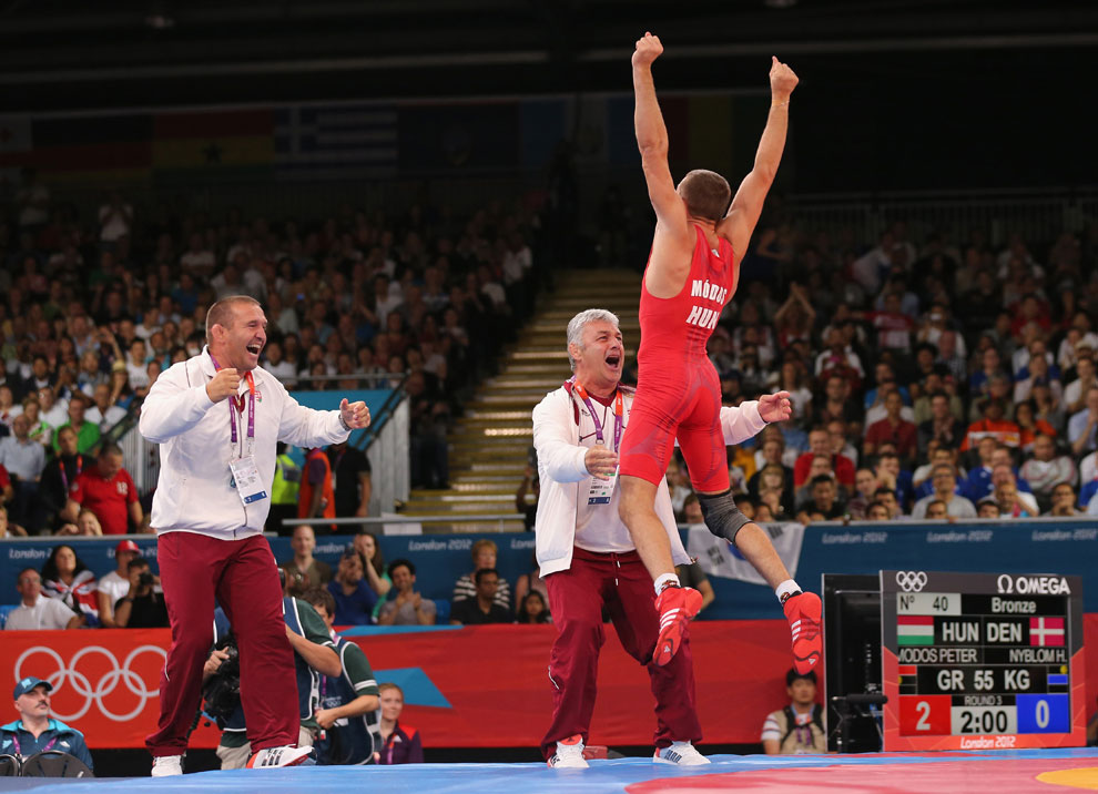греко-римская борьба на олимпиаде, фото