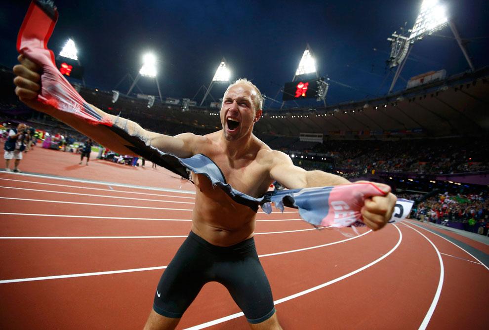 метание диска на олимпиаде, фото