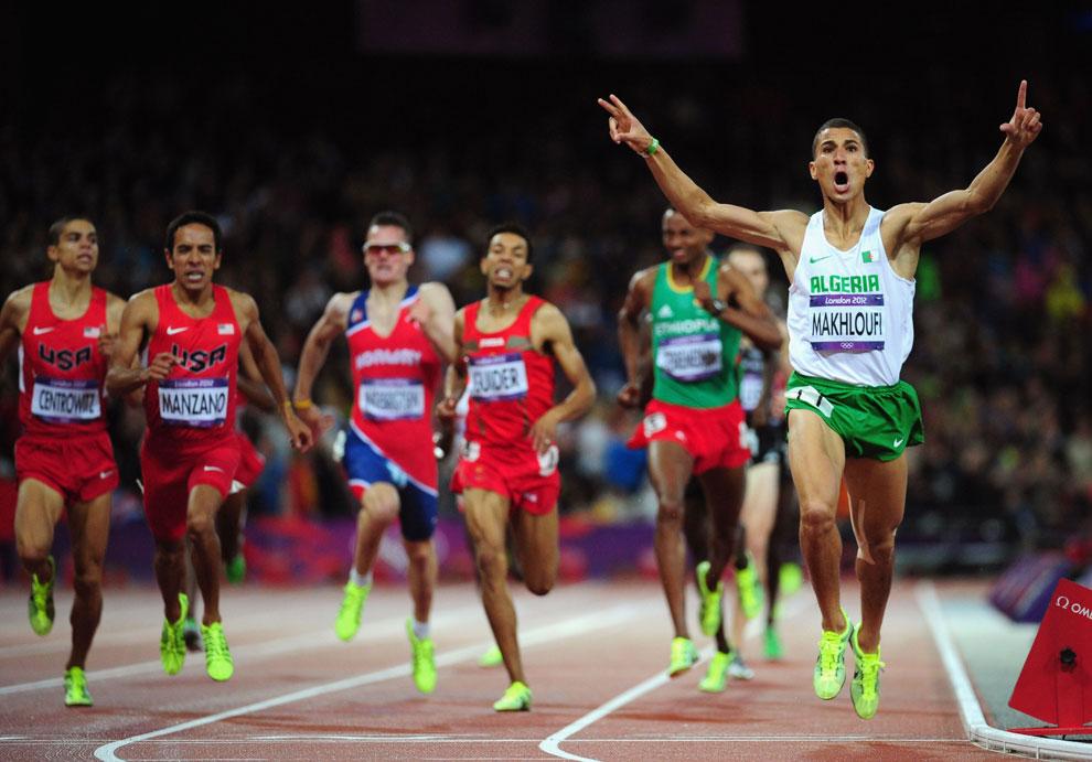 забег на 1500 метров на олимпиаде, фото