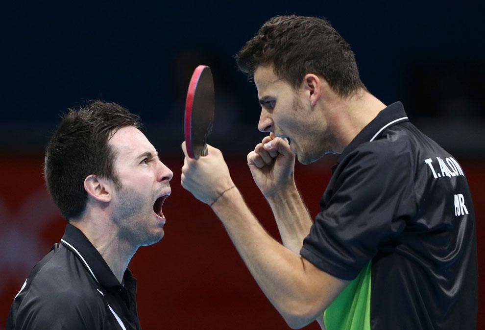 теннис на олимпийских играх, фото