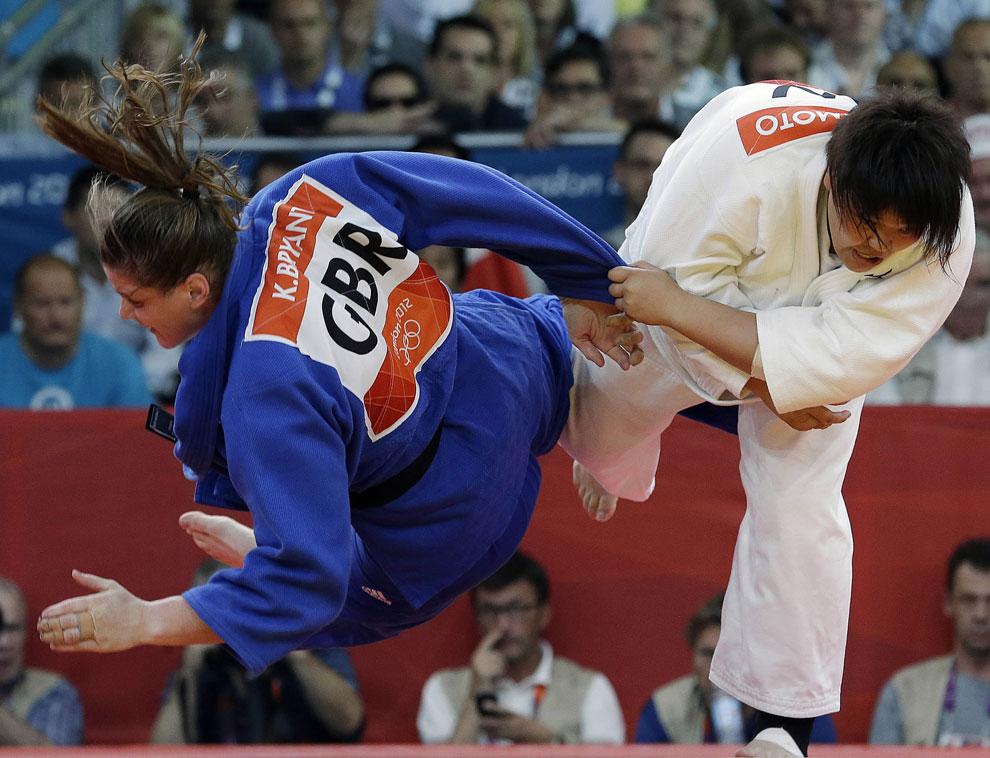 дзюдо на олимпиаде в Лондоне, фото