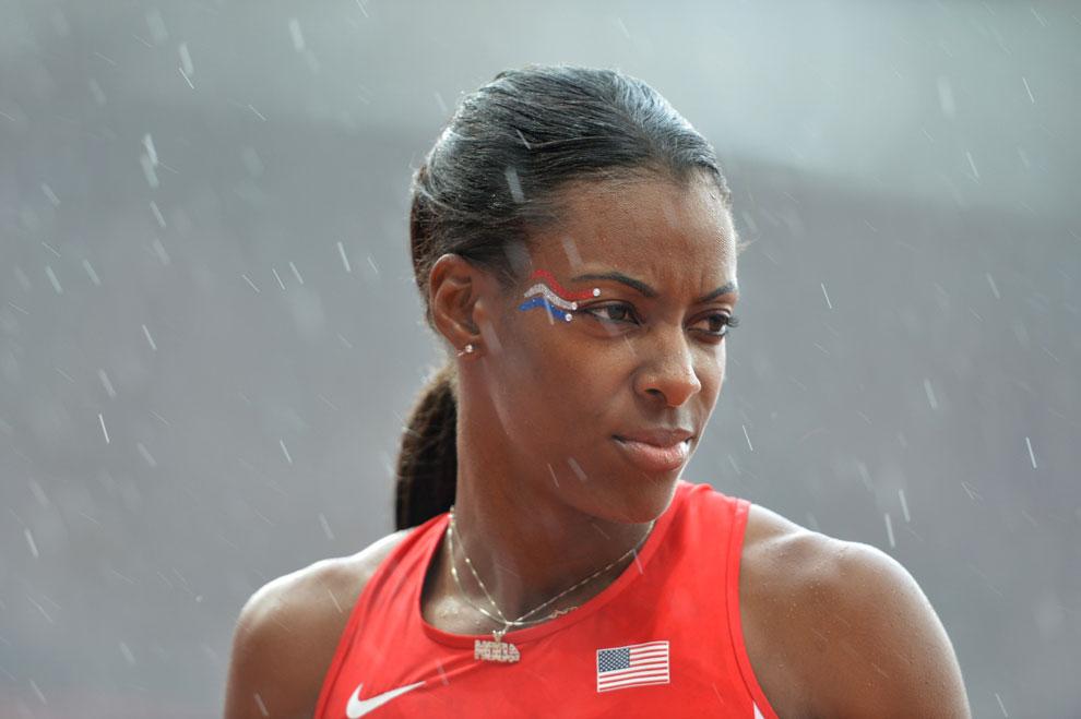 легкая атлетика на олимпиаде в Англии