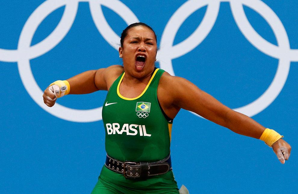 Атлетика на олимпиаде 2012 в англии