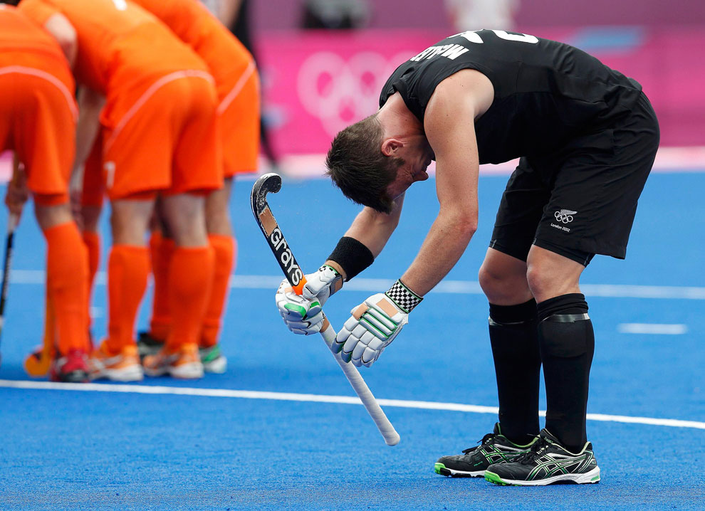 хоккей на траве на олимпиаде 2012 в Англии