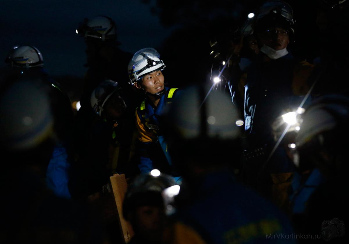 ночь в Хиросиме