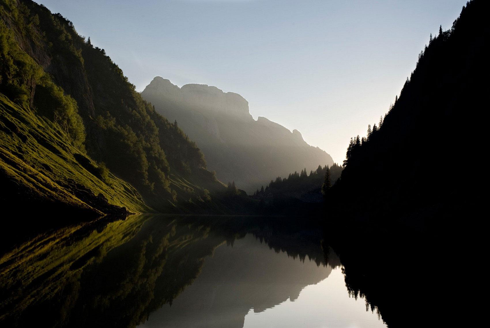 Озеро Fellensee