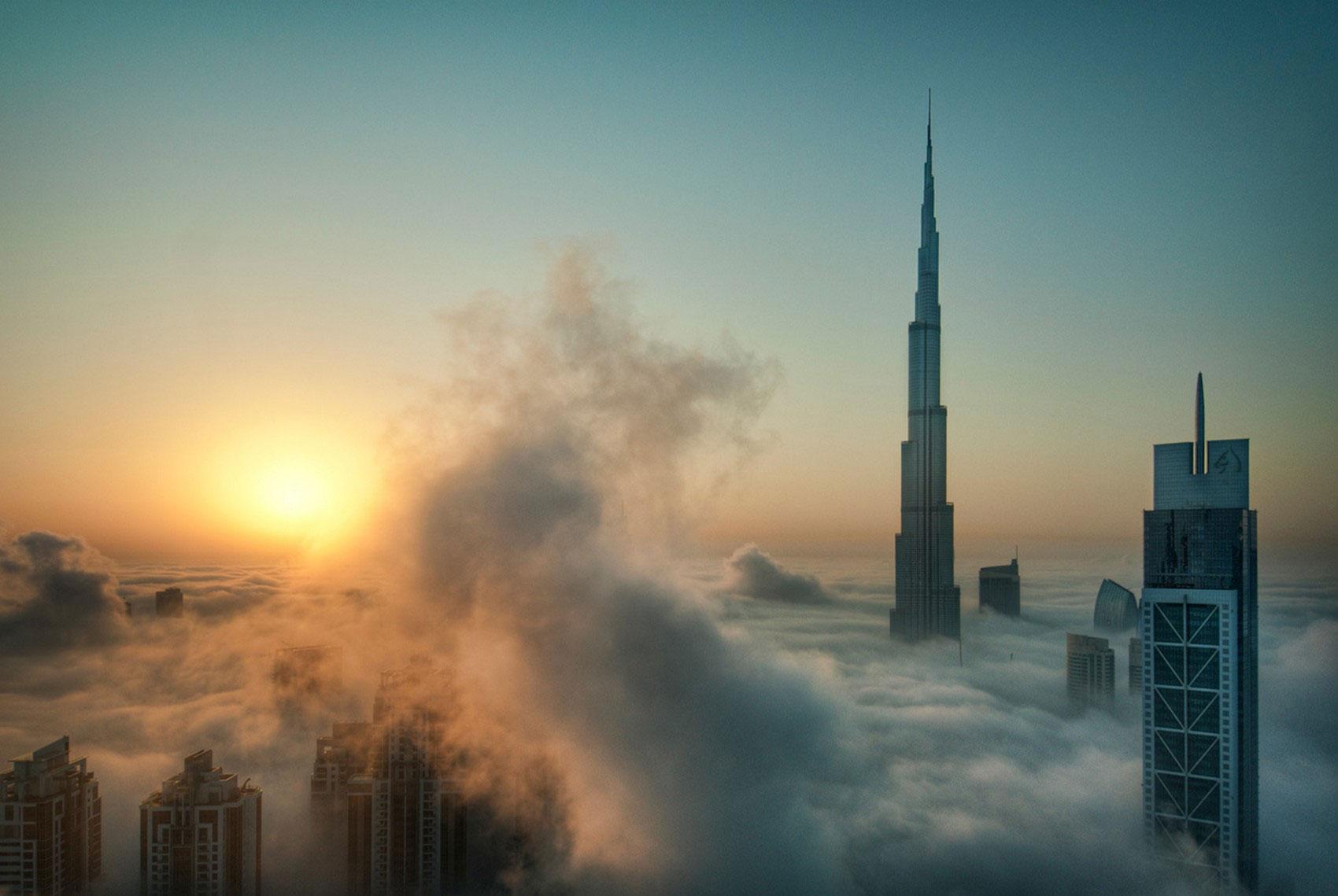 Дубай, фото