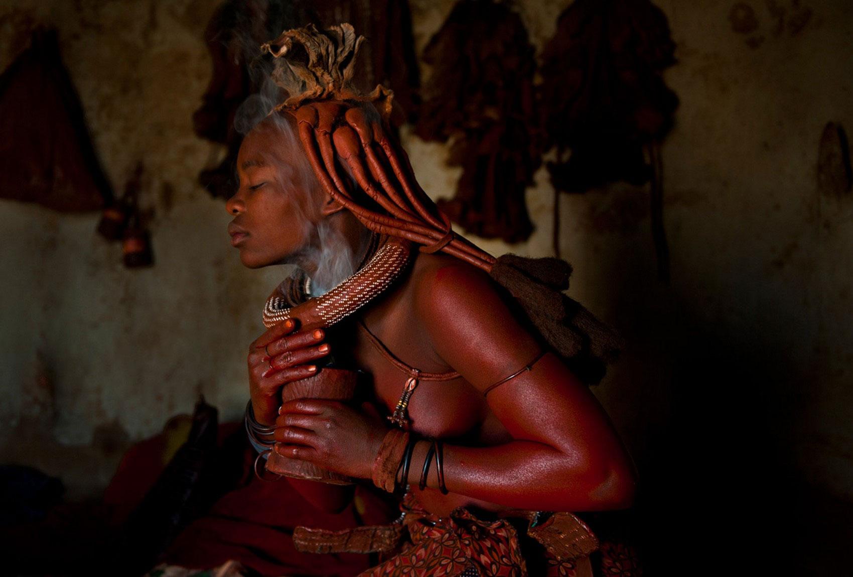 Люди племени Химба