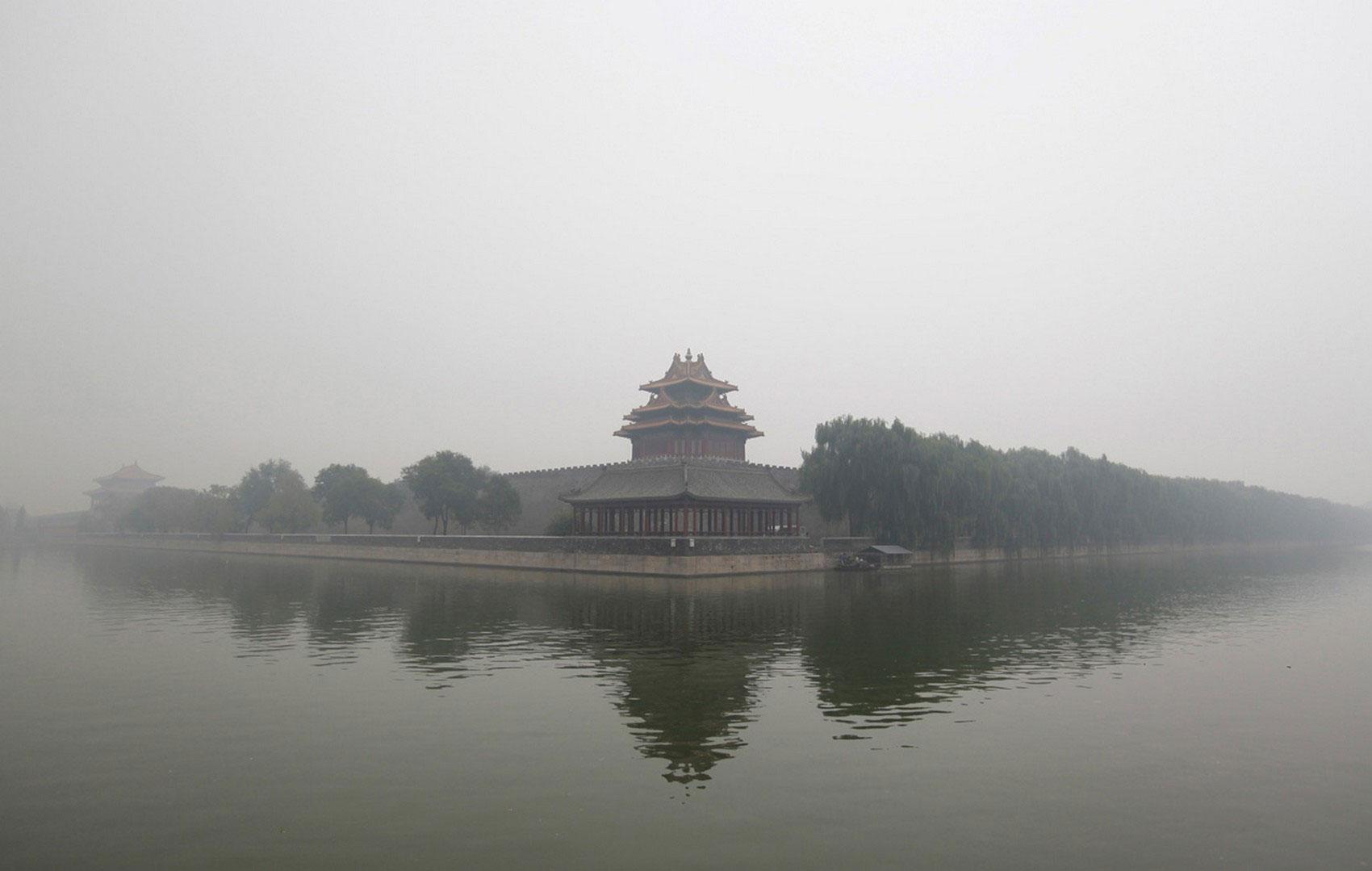 город в центре Пекина