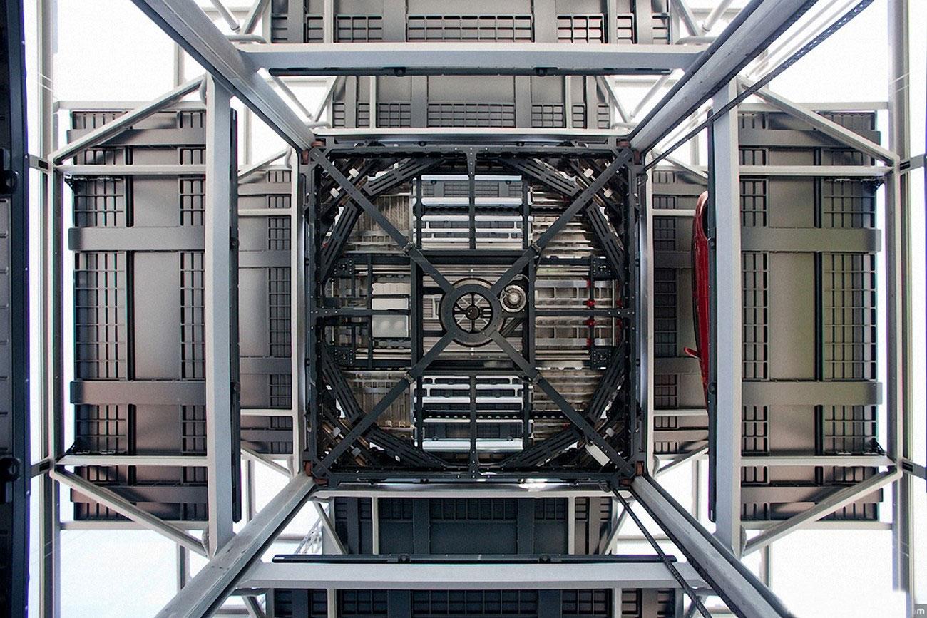 подъемная платформа