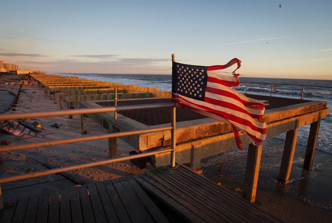 Американский флаг, фото