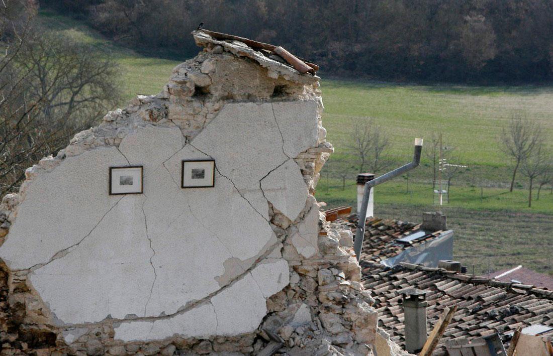 руины Кастельнуово, фото Италия