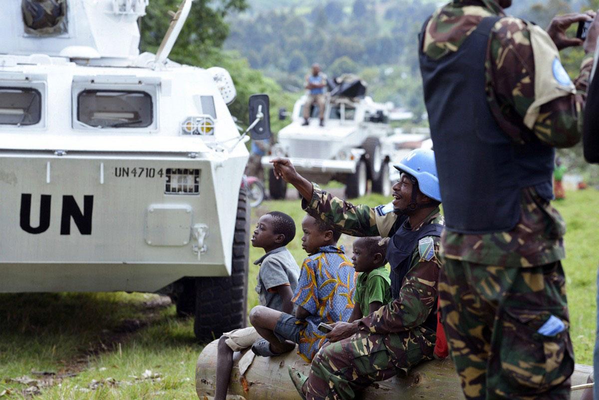 конголезский патруль
