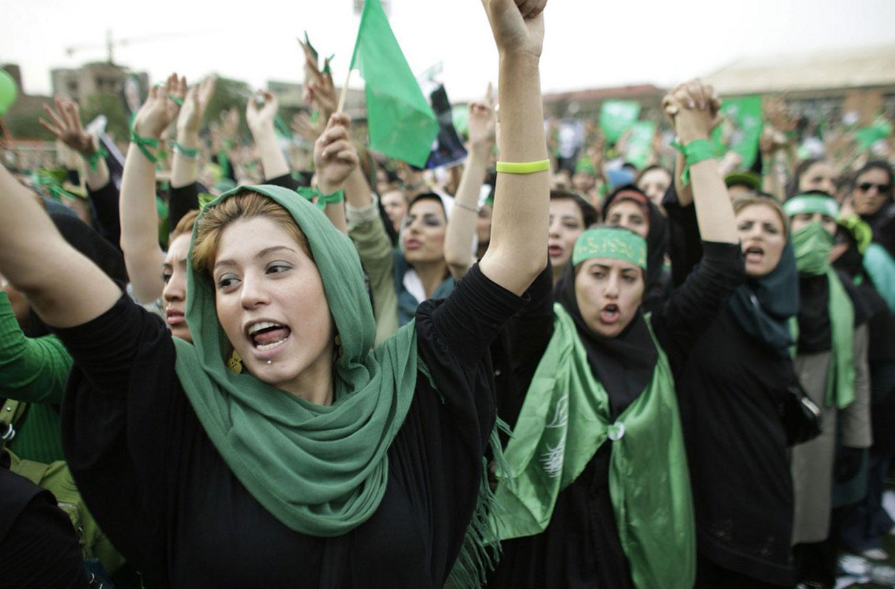 Мир Хоссейн баллотируется на пост президента