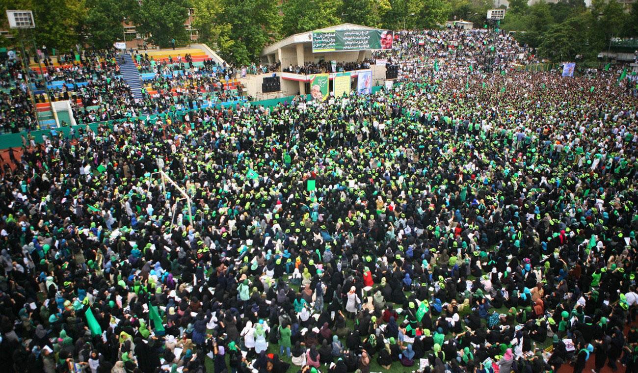 Мир Хоссейн - возможный президент Ирана