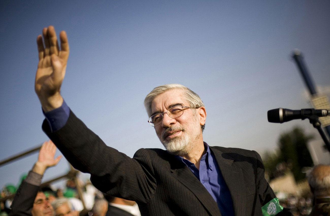 бывший премьер-министр и кандидат в президенты Ирана