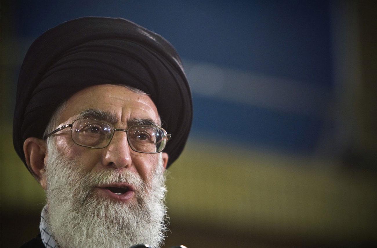 Верховный лидер духовенства Ирана