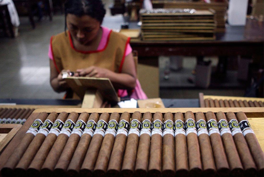 Никарагуанские сигары Обама, фото
