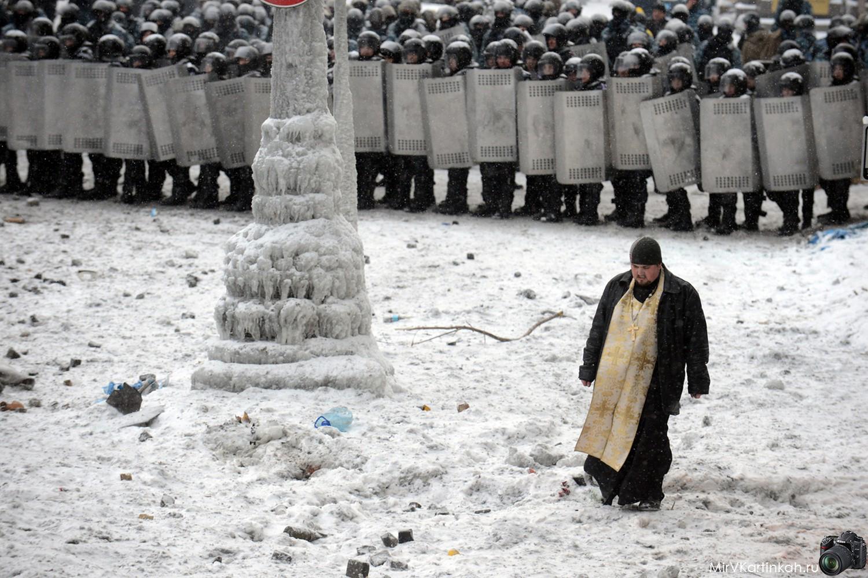 Украинский священник