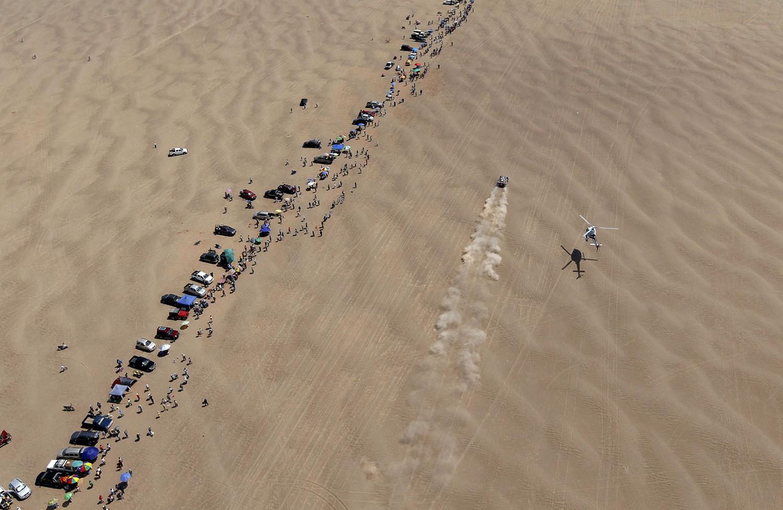 Пятый этап ралли, фото Дакар