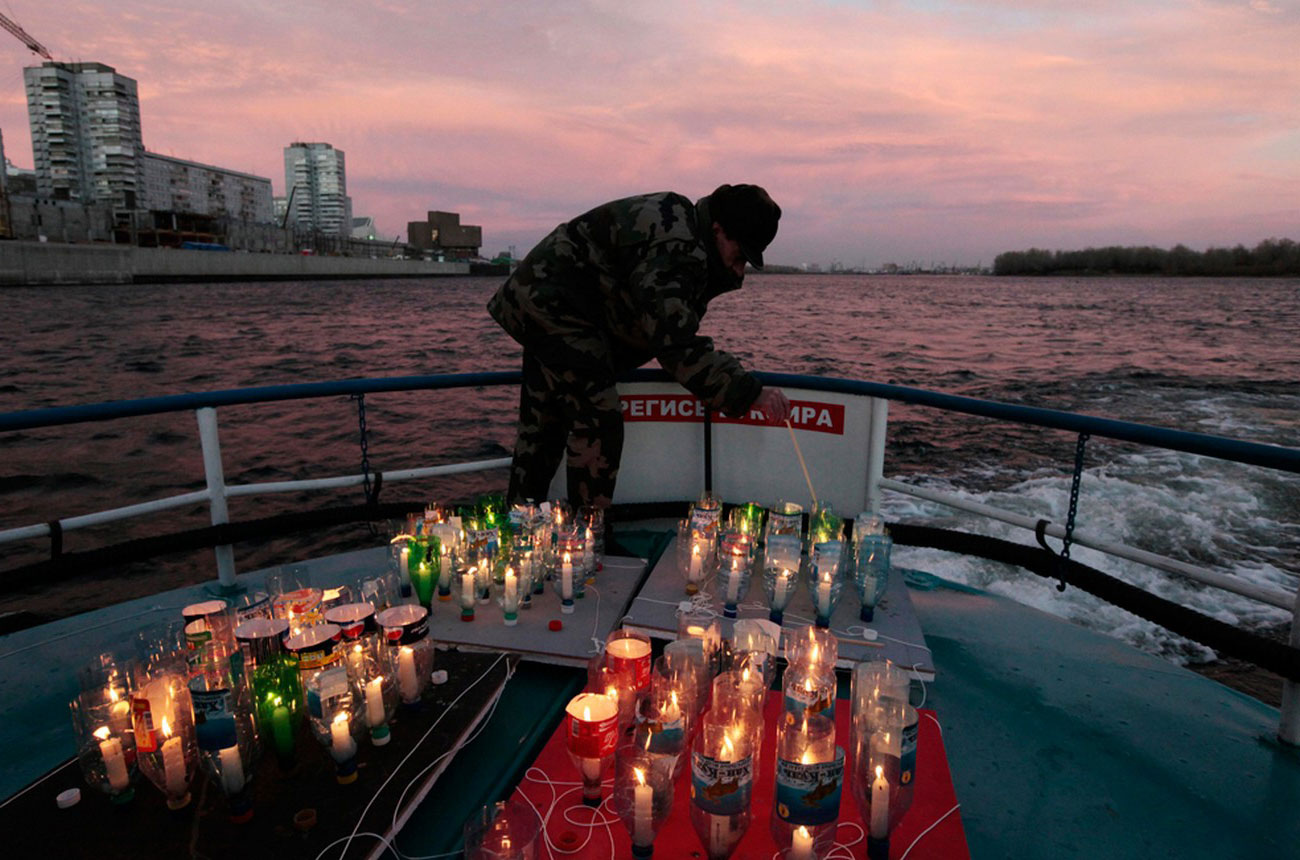 свечи в память, фото