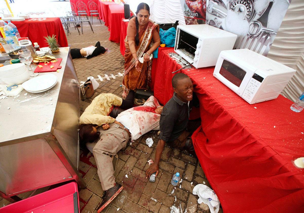 Раненые и убитые