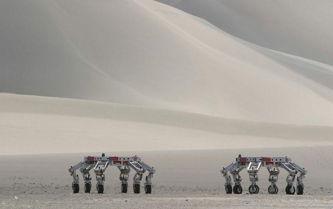марсоход, фото
