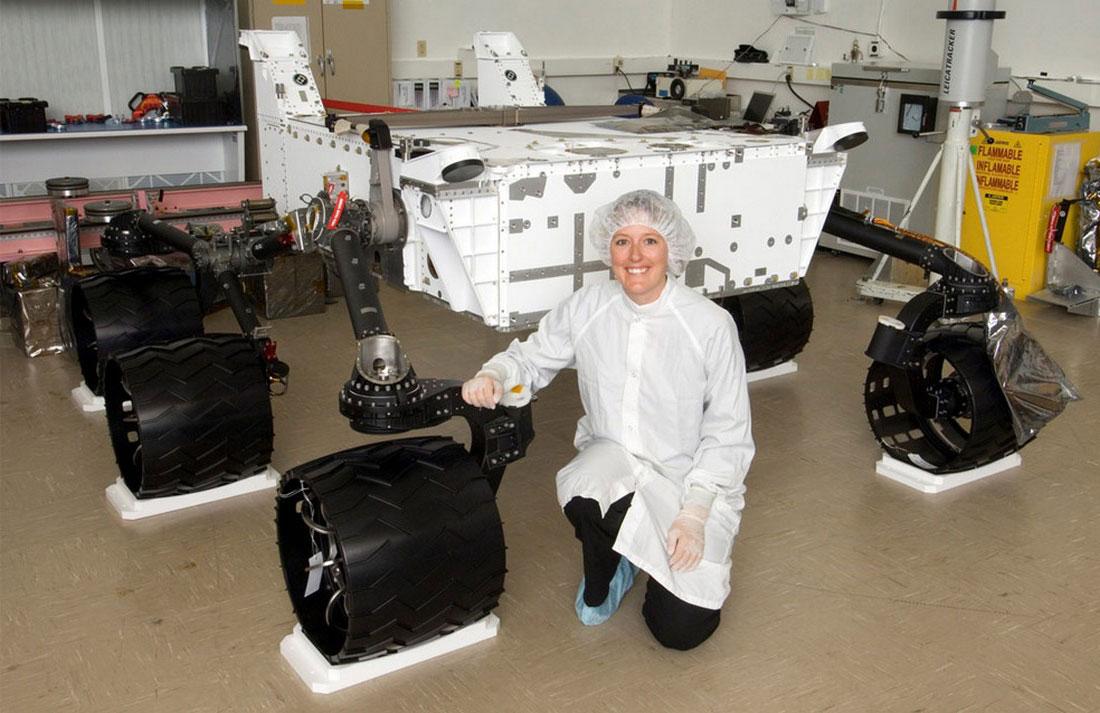 аппарат НАСА, фото