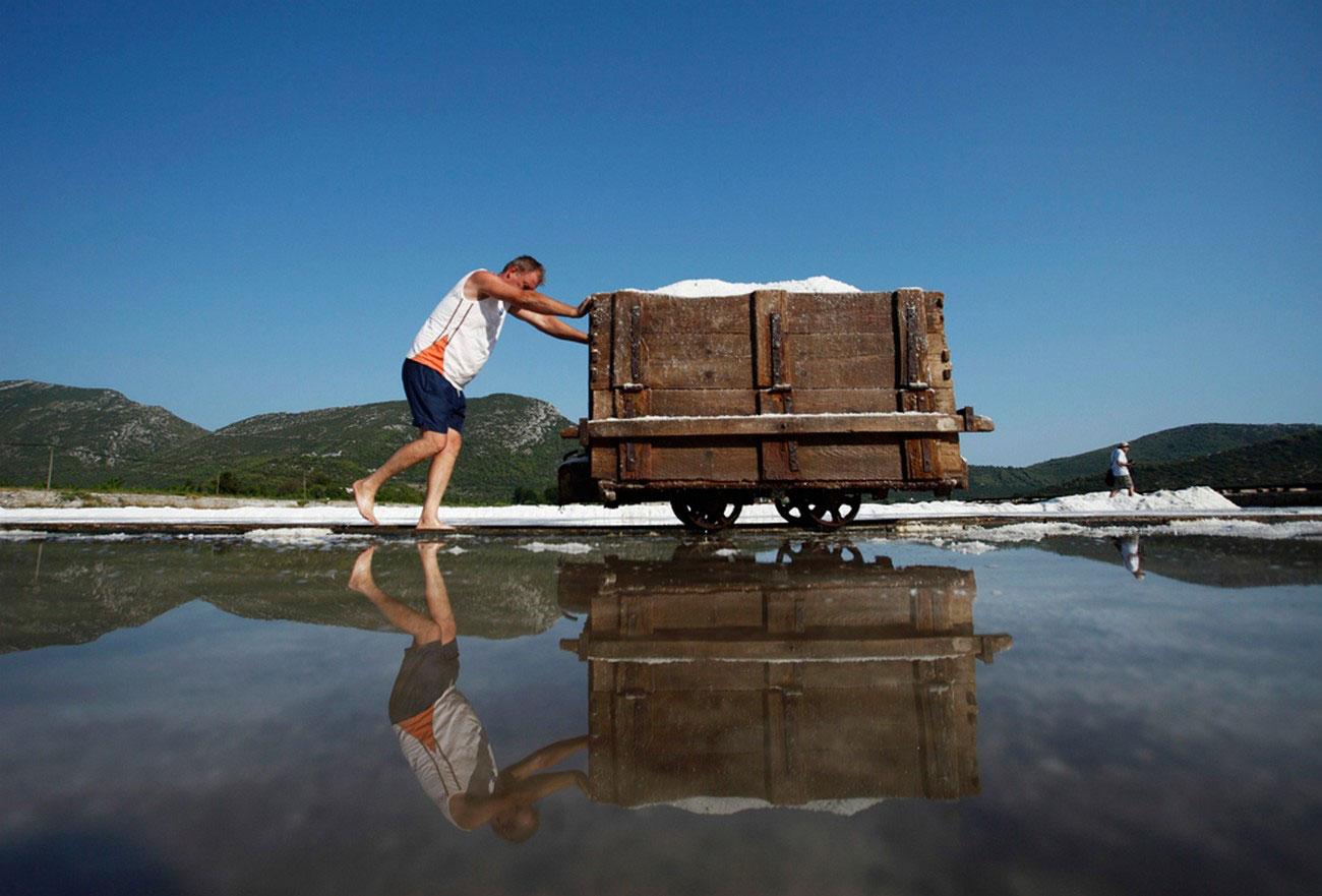 вагон с солью