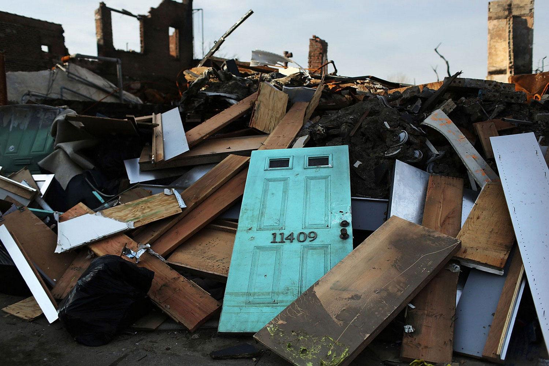 Старейшие жилые микрорайоны Куинса, фото