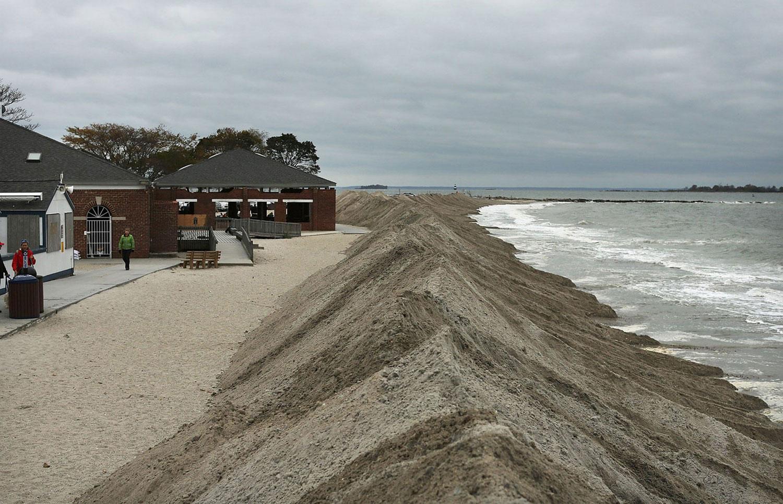в ожидании урагана Sandy