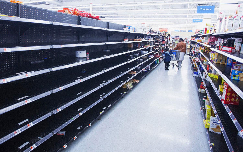 подготовка к приходу Sandy, фото