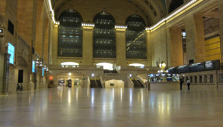 Центральный вокзал Нью-Йорка, фото