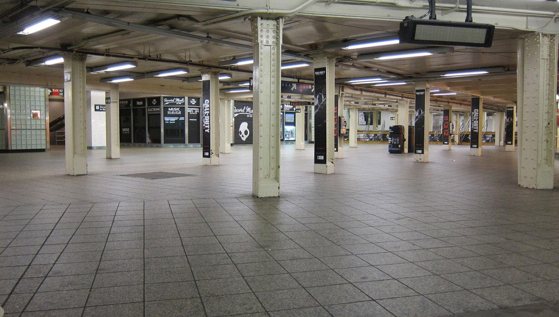 Нью-Йоркский метрополитен, фото