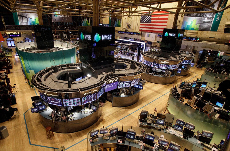 фондовые биржи Америки, фото