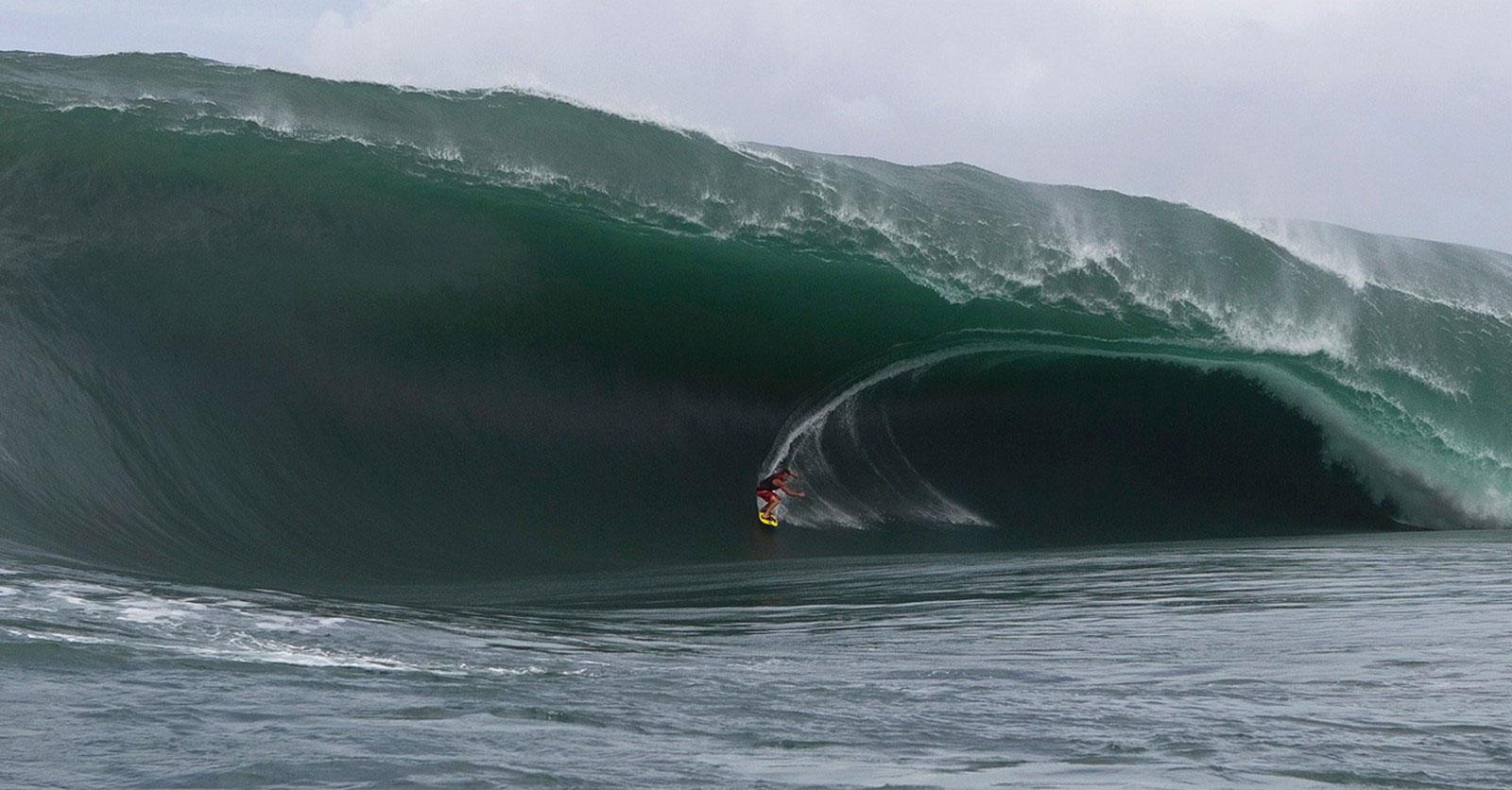 профессиональный серфер, фото