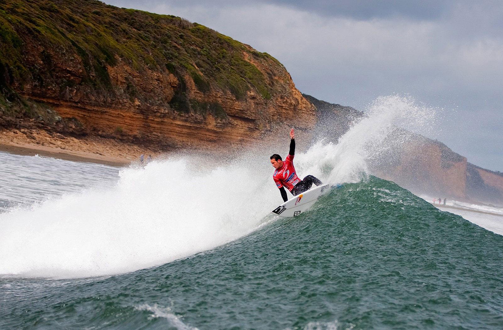 соревнования по серфингу в Австралии