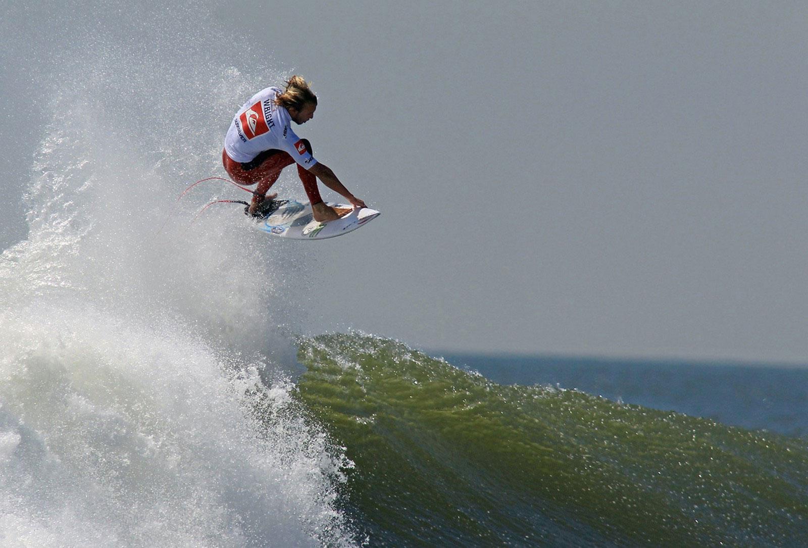 серфинг в Америке, фото