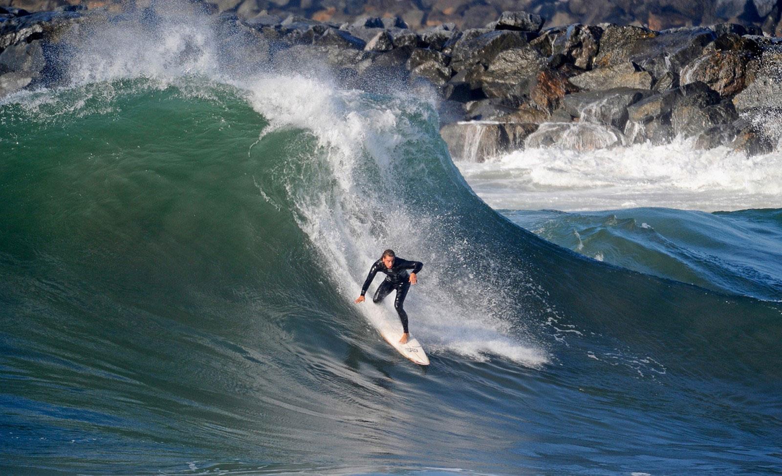 водная стихия Калифорнии