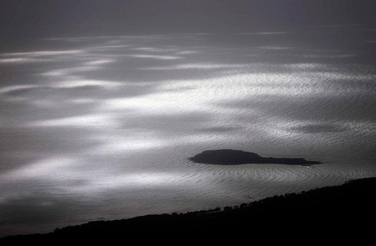 Тени от облаков