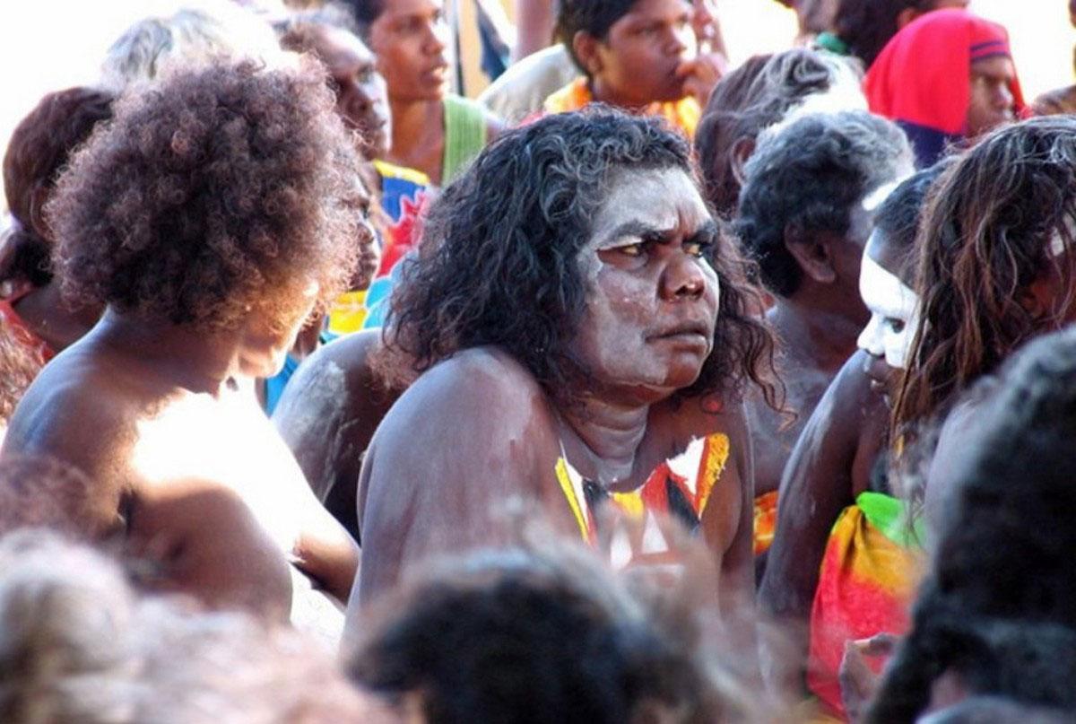 австралийское племя