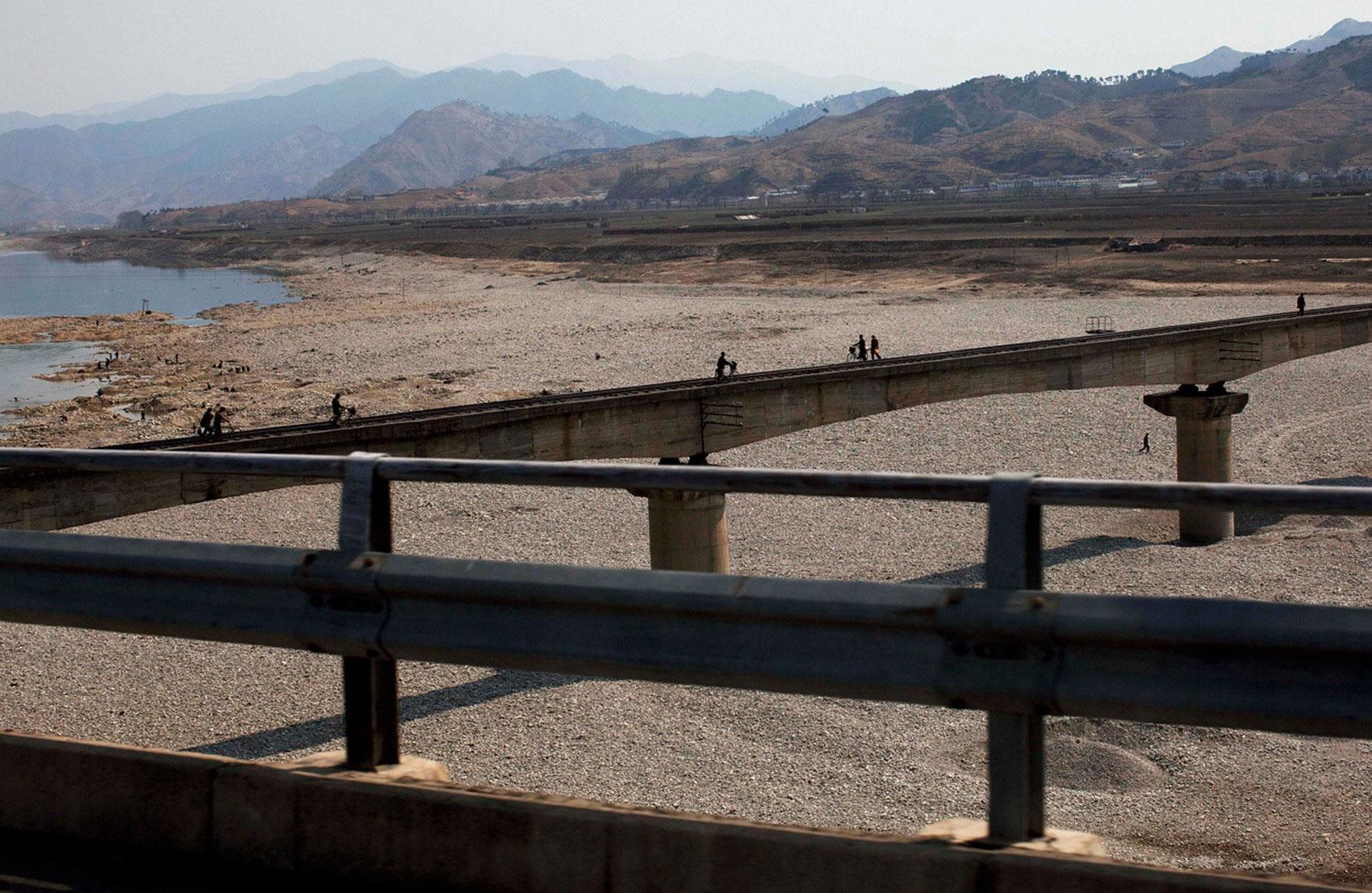 мост в Корее
